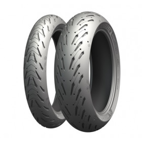 Pneu MICHELIN ROAD 5 180/55 ZR 17 M/C (73W) TL