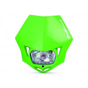 Plaque phare Polisport MMX vert