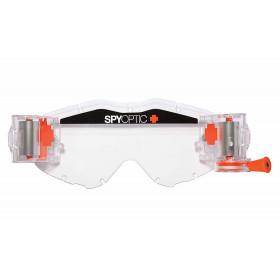Pack de 3 écrans seuls de rechange roll-off SPY Clear View System™ pour masque SPY Woot/Woot Race