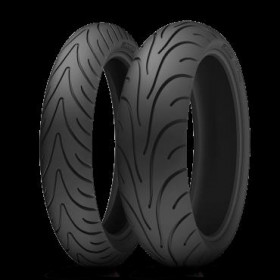 Pneu MICHELIN PILOT ROAD 2 120/70 ZR 17 M/C (58W) TL
