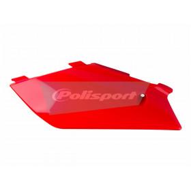 Plaques latérales POLISPORT rouge Gas Gas EC/EC-E/EC-F