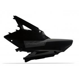 Plaques latérales POLISPORT noir Suzuki RM-Z450