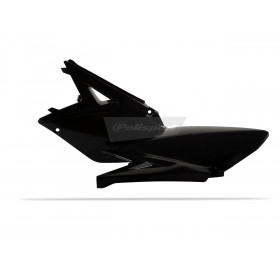 Plaques latérales POLISPORT noir Suzuki RM-Z250