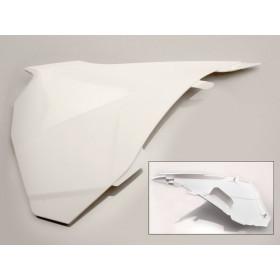 Cache boîte à air UFO blanc KTM SX85