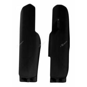 Protections de fourche RACETECH couleur origine (16-17) noir Suzuki RM85/85L