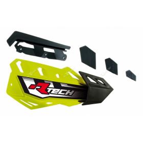Coque de rechange RACETECH FLX jaune pour 789708