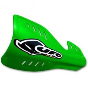 Protège-mains UFO vert KX Kawasaki KX125/250