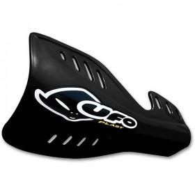 Protège-mains UFO noir Honda CR125R/250R
