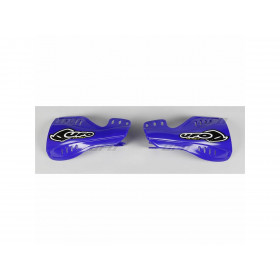 Protège-mains UFO Bleu Reflex Yamaha YZF250