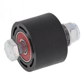 Roulette de chaine supérieur/inférieur ALL BALLS noir Honda/HM
