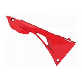Caches boîte à air POLISPORT rouge Honda CRF450R/RX