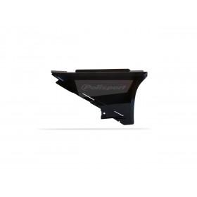 Caches boîte à air POLISPORT noir Gas Gas EC/EC-E/EC-F