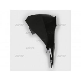 Cache boîte à air UFO noir KTM SX85