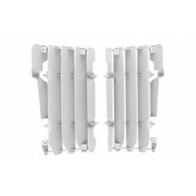 Cache radiateur POLISPORT blanc Beta