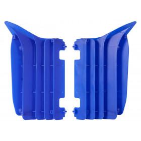 Cache radiateur POLISPORT bleu Yamaha YZ125/250