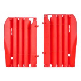 Cache radiateur POLISPORT rouge Honda CRF250R
