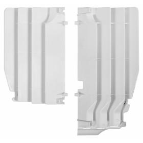 Cache radiateur POLISPORT blanc Suzuki RM-Z250