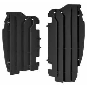 Cache radiateur POLISPORT noir Kawasaki KX450F