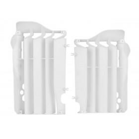 Cache radiateur POLISPORT blanc Honda CRF250R