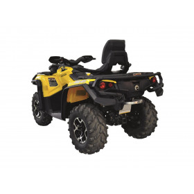 Kit d'extension d'ailes DIRECTION 2 noir Can-Am Outlander Max