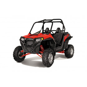 Kit d'extension d'ailes DIRECTION 2 noir Polaris RZR 800