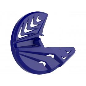 Protège disque avant POLISPORT bleu Yamaha