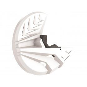 Protège disque avant POLISPORT blanc Honda CRF450R/450RX