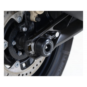 Protection de bras oscillant R&G RACING noir BMW G310R