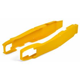 Protection de bras oscillant POLISPORT jaune Suzuki RM-Z250/450