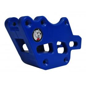 Guide chaîne AXP Teflon bleu