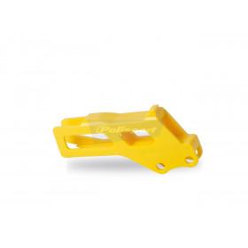 Guide chaîne POLISPORT jaune Suzuki RM-Z250