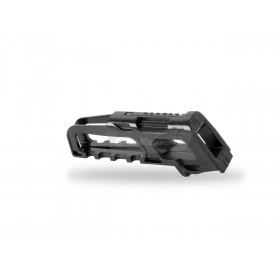 Guide chaîne POLISPORT noir Honda CRF250R/CRF450R