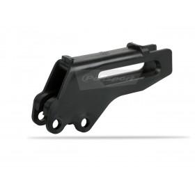 Guide chaîne POLISPORT noir Yamaha YZ/YZF 125 & +