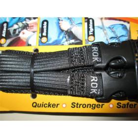Sangle ROK Stretch réglable noir