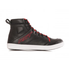 Bottes RST Urban II Route standard noir/rouge 43 homme