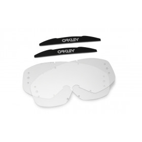 Ecrans de rechange OAKLEY O Frame 2.0 roll off transparent