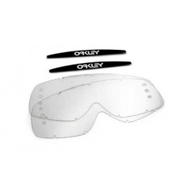 Ecrans de rechange OAKLEY XS O-Frame roll-off transparent
