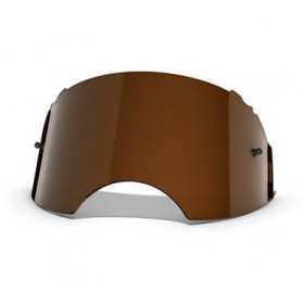 Ecran de rechange OAKLEY Airbrake Plutonite VR28 Black Iridium
