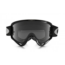 Masque OAKLEY O Frame Jet Black écran Dark grey