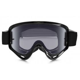 Masque OAKLEY O Frame Sand Jet Black écran gris + transparent