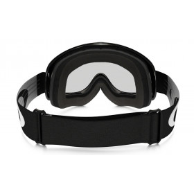 Masque OAKLEY O Frame Jet Black écran transparent