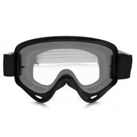 Masque OAKLEY O Frame noir écran transparent