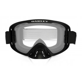 Masque OAKLEY O Frame 2.0 Matte Black écran transparent