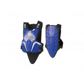 Pare-pierre Polisport Rocksteady Fusion bleu modèle long