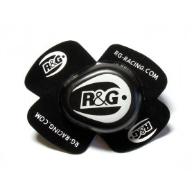 Sliders genou R&G RACING noir