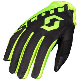 GLOVE 250 BLACK/YELLOW M