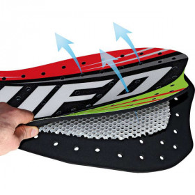 Protection dorsale UFO Kombat taille L