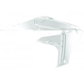 Ouïes de radiateur POLISPORT transparent Yamaha YZ250F/450F