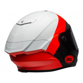 Casque BELL Race Star Flex Surge Matte/Gloss White/Red taille S