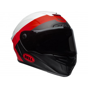 Casque BELL Race Star Flex Surge Matte/Gloss White/Red taille L